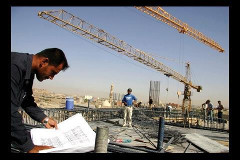 Despite the danger, construction sites are appearing all over the country